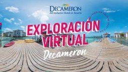 Decameron presentó nueva herramienta para visitar sus hoteles de forma virtual.