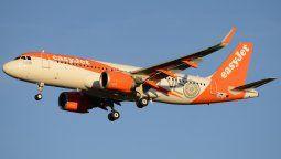 Airbus A320NEO Easyjet.