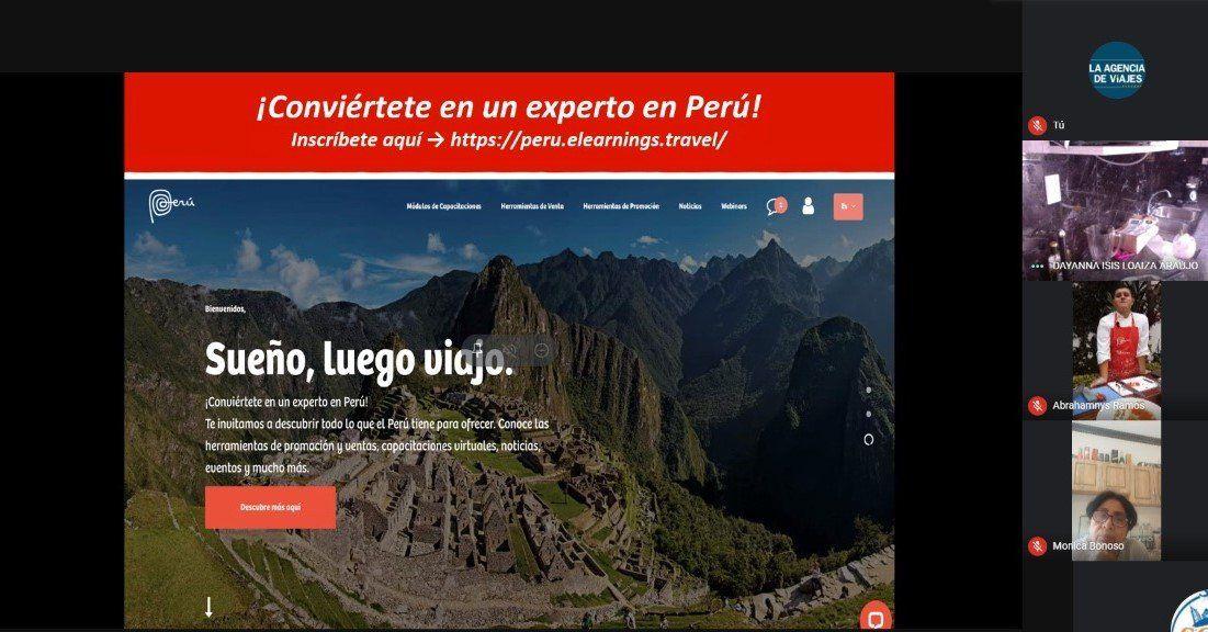 PromPerú posee una nueva plataforma para capacitar al trade.