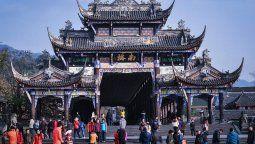 En China el turismo ya vive la etapa posCovid.