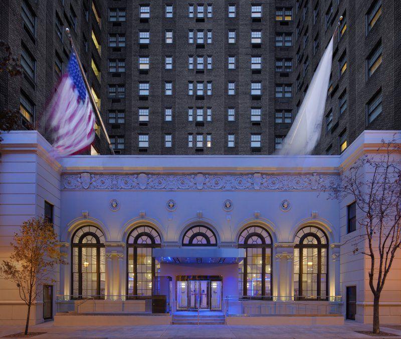 El emblemático Warwick Rittenhouse de Filadelfia (Estados Unidos), parte del WorldHotels Crafted Collection, ha recibido huéspedes como Frank Sinatra, Ava Gardner, Sammy Davis Jr. y Bob Hope.