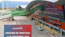 es oficial: apertura de aeropuerto scl para turistas sera el 23