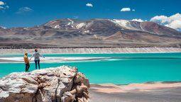Atacama: los deshielos cordilleranos alimentan con sus aguas a los ríos Huasco y Copiapó.