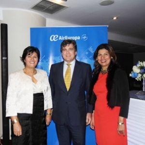 AIR EUROPA. A partir del 1º de enero, la compañía iniciará operaciones desde Quito