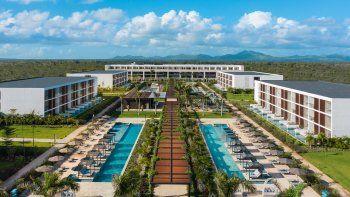 LIVE AQUA. Gran inauguración en Punta Cana