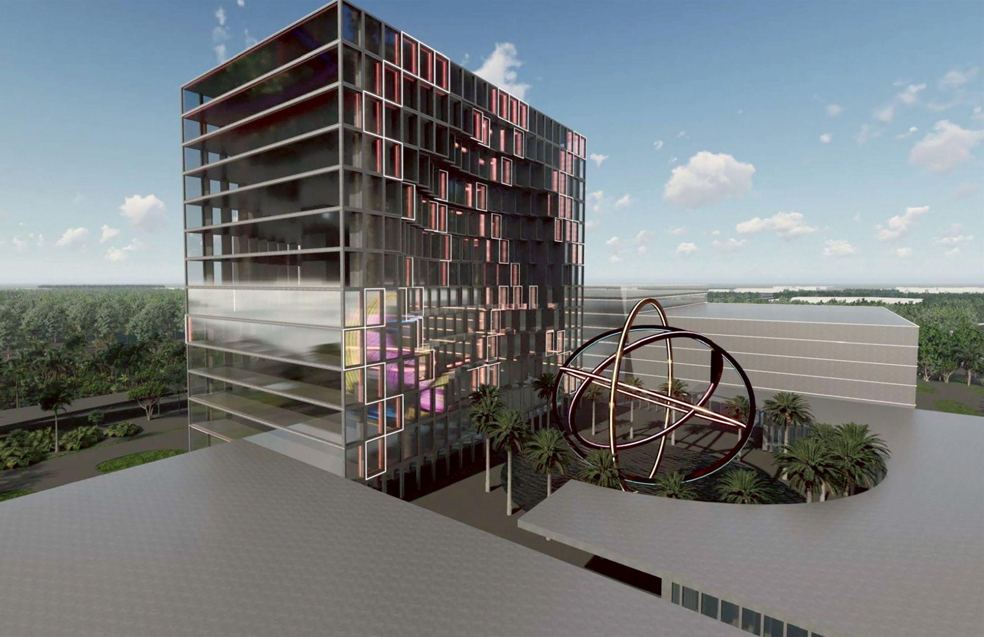 La desarrolladora Unicorp avanza con un millonario proyecto en Orlando.