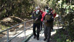 parques nacionales suma dos areas en las regiones de tarapaca y metropolitana