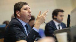 El ministro de Hacienda, Rodrigo Cerda dijo que este es un dato algo mejor a lo esperado.