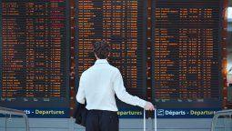 Varias aerolíneas redujeron significativamente su capacidad.
