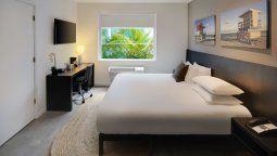 Así lucen las renovadas habitaciones Standard del Mimosa Hotel.
