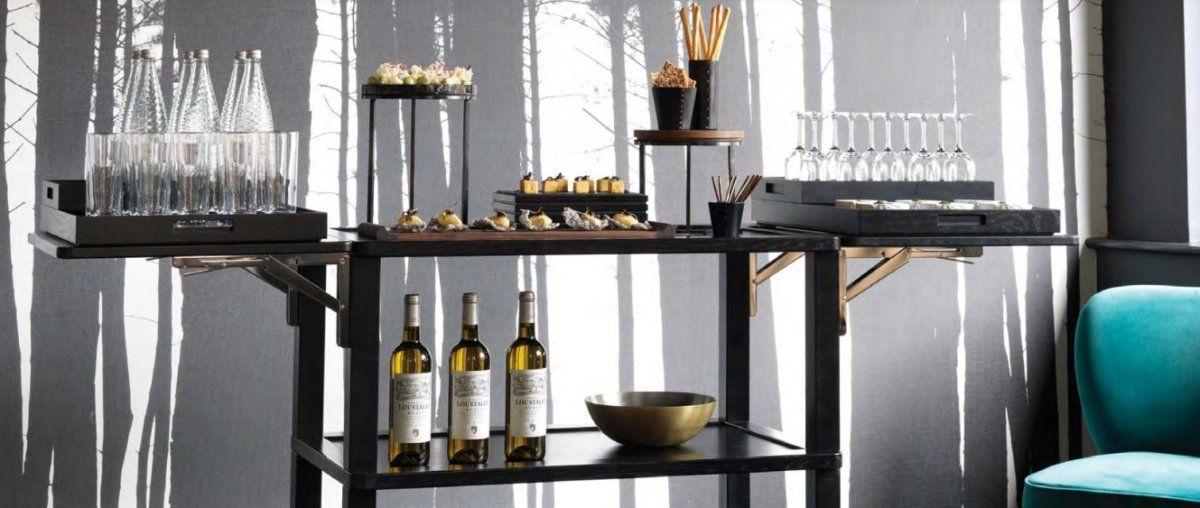 La Tulip ayuda a innovar en equipamiento de restaurantes de lujo.