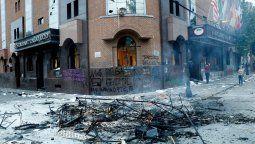 hotel principado: absuelven a los acusados del incendio