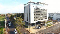 Uno de los hoteles de Wyndham Hotels & Resorts en Paraguay: el flamante Dazzler by Wyndham Ciudad del Este.