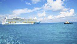 Compromiso de Royal Caribbean con el mercado argentino.