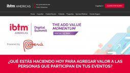 IBTM Americas: ¿Eventos virtuales, presenciales o híbridos?