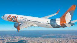 Boeing B-737MAX de Gol Linhas Aereas.