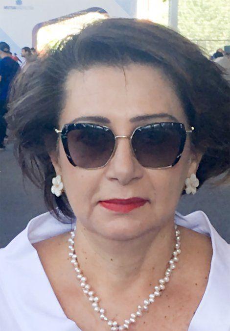 María Teresa de Salvador, gerente general de Salmor.