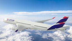 La Aeronáutica Civil de Colombia informó que Latam solicitó volar entre Ecuador y Clombia.
