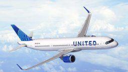 La oferta de vuelos de United se incrementará en noviembre.