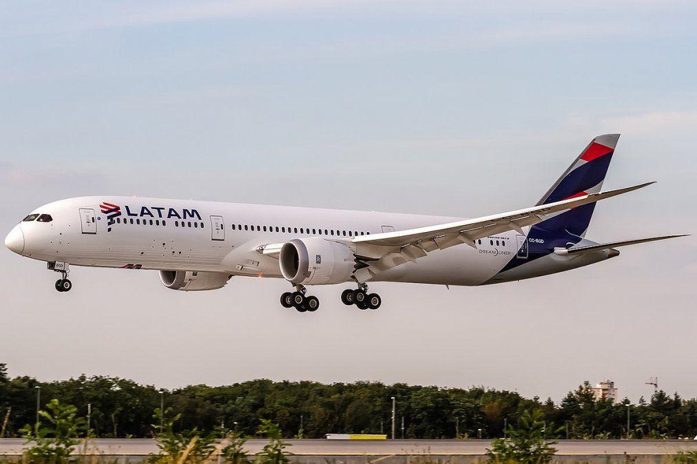 Latam Airlines retomará desde el 2 de julio sus vuelos directos entre Santiago de Chile y Cusco