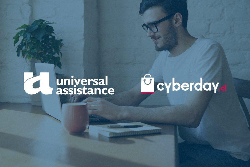 Universal Assistance estará presente en el CyberDay 2021.