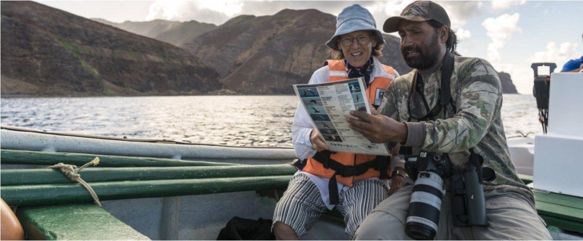 Relatos de Guías es una iniciativa del Sernatur que busca ayudar a estos profesionales del turismo.