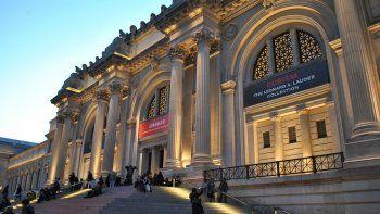Experiencia virtual para ver arte en el MET de Nueva York