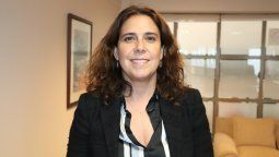 Andrea Wolleter, directora del Sernatur.