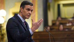 Pedro Sánchez, presidente de España, dio su opinión sobre el rescate de Plus Ultra.