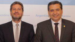 Con Matías Lammens y Ricardo Sosa, Argentina transmitirá a la región el destacado trabajo de recuperación turística que lleva adelante.