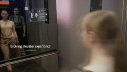Kone diseñó un sistema de purificación de cabinas de ascensores.
