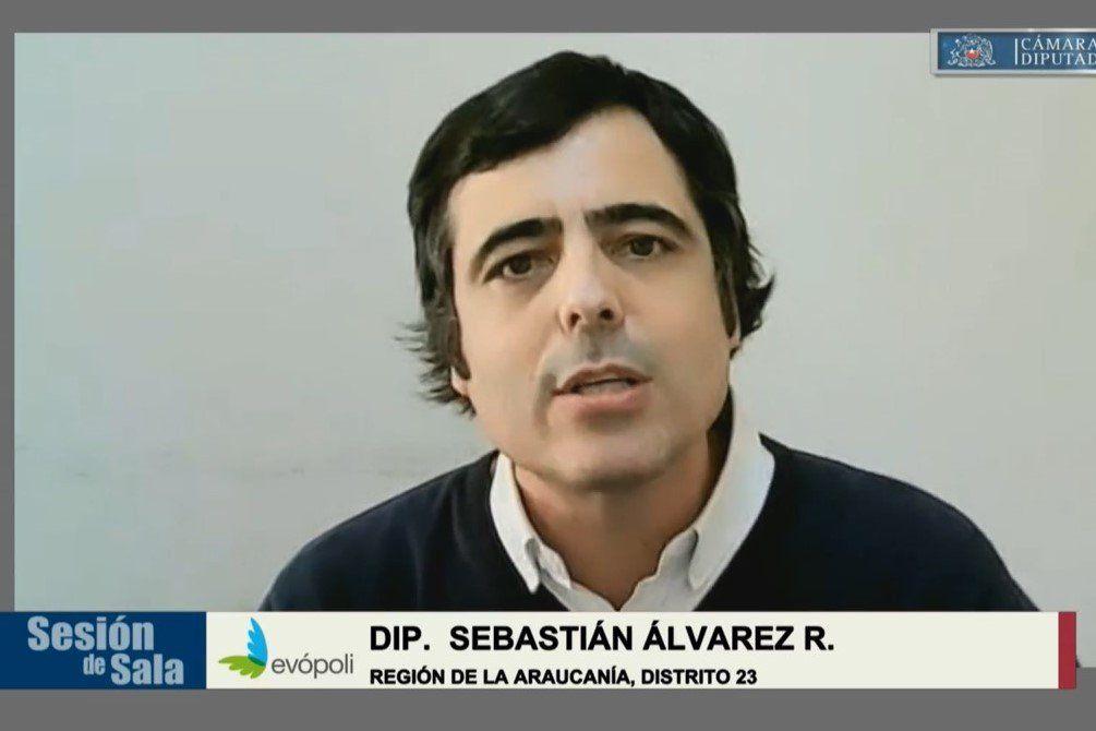 El diputado Sebastián Álvarez instó al Gobierno a desarrollar una ley de rescate al turismo.