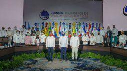 Ecuador no envió un delegado a la reunión de ministros de las Américas.