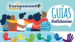 Europamundo Vacaciones continúa expandiendo su iniciativa Europamundo Solidario, a través de su equipo de 300 guías.