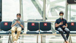 Según IATA, los viajeros confían en las medidas sanitarias.