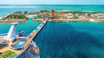ROYAL CARIBBEAN. Una visita virtual a Perfect Day at CocoCay