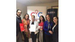 ladevi workshop premio a sus participantes