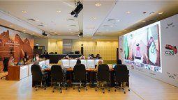 WTTC consideró como un hecho histórico la participación en el G20 para la confección de un plan de rescate del sector.