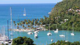Santa Lucía, una isla del Caribe con mucho para hacer.