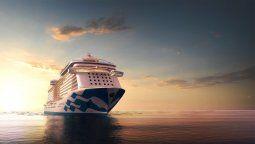 Princess cruises.