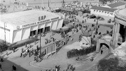 Recuerdos del ayer: la Feria de Otoño de Frankfurt de 1949.
