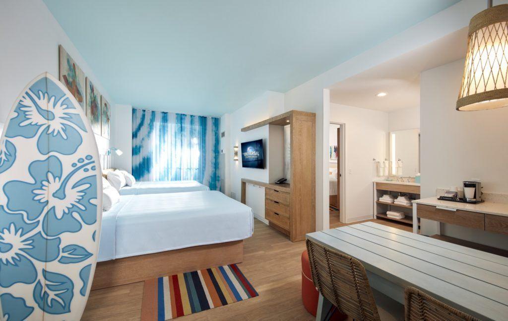 Universal's Endless Summer Resort-Surfside Inn and Suites es el séptimo hotel de Universal Orlando Resort.