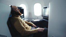 Air Europa ofrece más opciones de entretenimiento a bordo.
