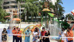 AMResorts celebró la inauguración de su más reciente atracción en Puerto Vallarta.