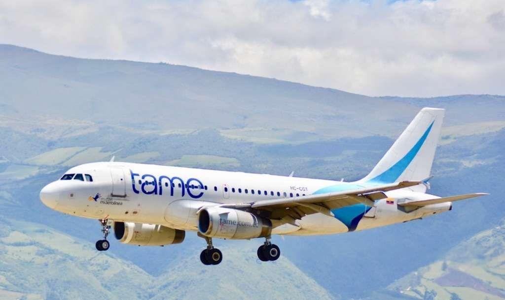 La extinta Tame se ubicaba en tercer lugar el primer trimestre de 2020.