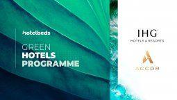 Hotelbeds sumó a IHG y Accor a Green Hotels.