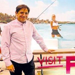 """Gerardo Llanes, Visit Florida: """"Queremos reforzar nuestra relación con la industria"""""""