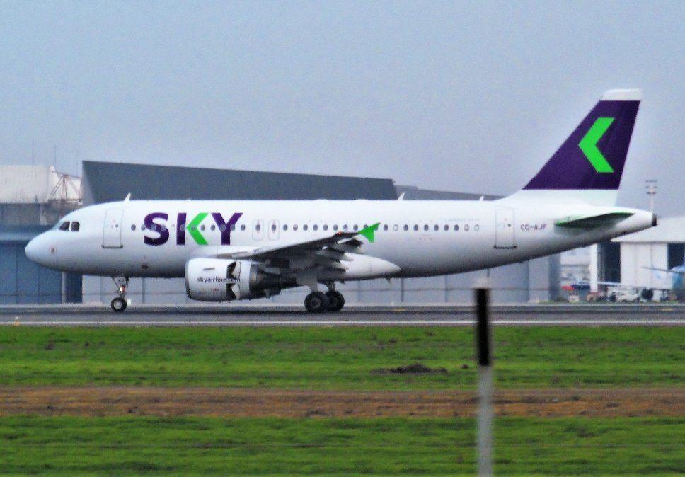 Sky ha transportado a 2,1 millones de pasajeros desde que llegó a Perú.