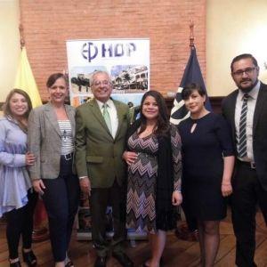 HDP. Premiación a las mejores agencias de viajes