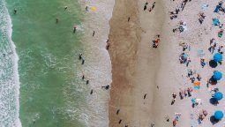 Verano. Los destinos de sol y playa de México y Caribe quedaron cerca de alcanzar los números de la prepandemia.